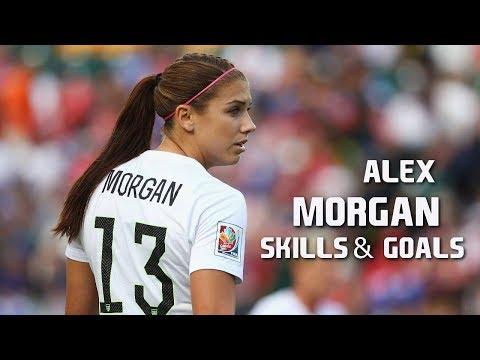 Alex Morgan - Best Skills & Goals
