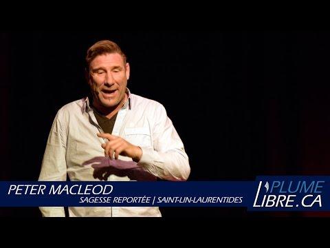 Peter Macleod   Sagesse reportée à St-Lin-Laurentides