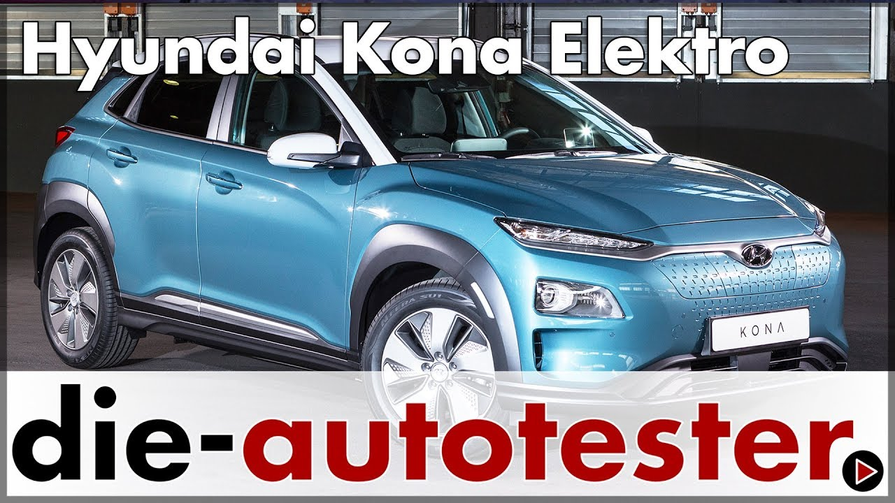 hyundai kona elektro 2018 erste sitzprobe vom. Black Bedroom Furniture Sets. Home Design Ideas