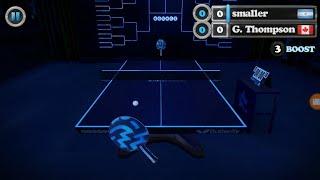 El mejor juego de ping pong