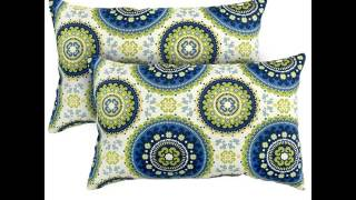Outdoor Cushions & Pillows| Outdoor Chair Pads & Cushions - Home Decor, Furniture