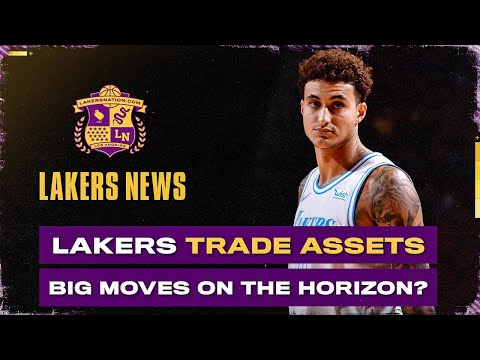 Lakers' Trade Assets, Is There A Move In Their Future?