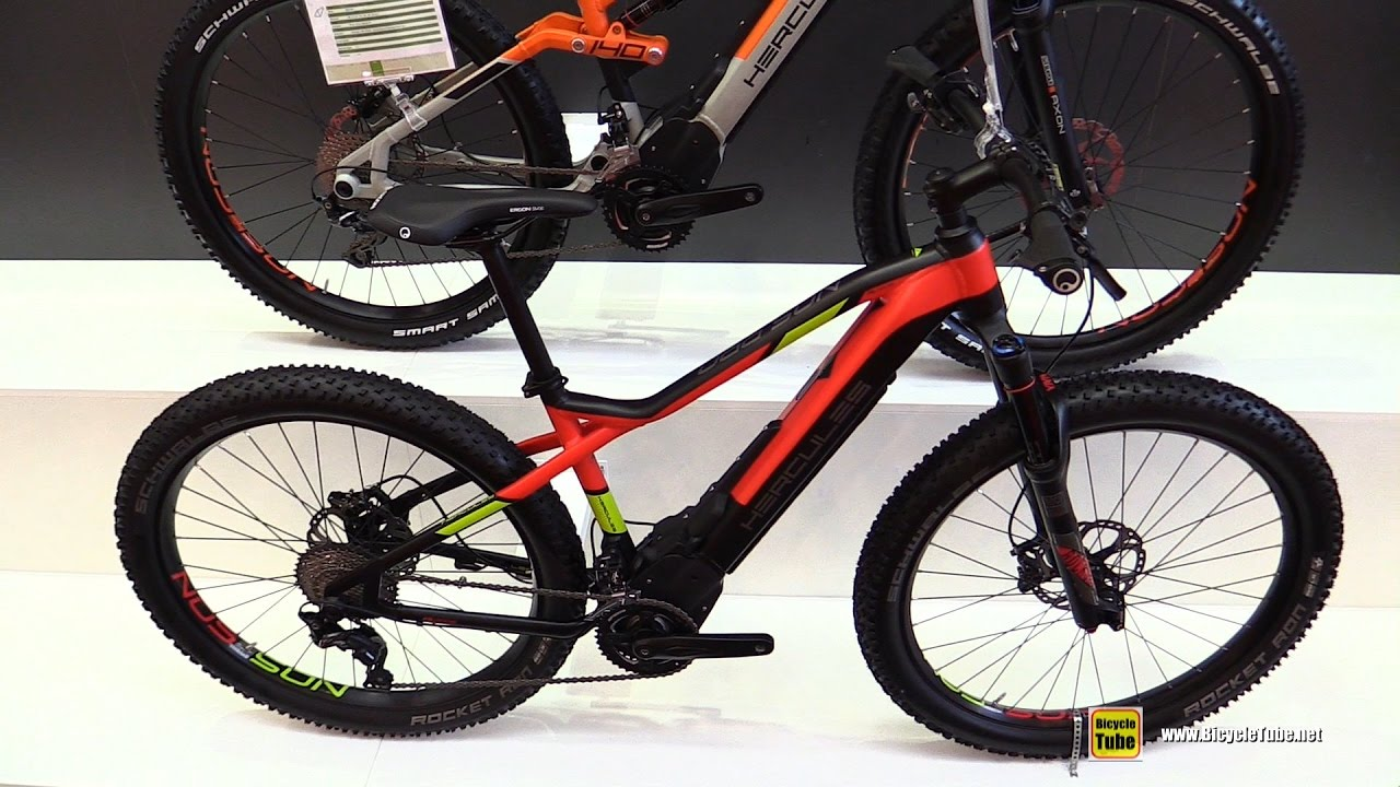 2017 hercules nos pro electric mountain bike walkaround. Black Bedroom Furniture Sets. Home Design Ideas