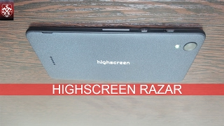HIGHSCREEN RAZAR