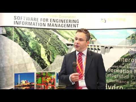 Mark Biagi, Global Solutions Executive, Power Generation, Bentley Systems - Power Plant World Asia