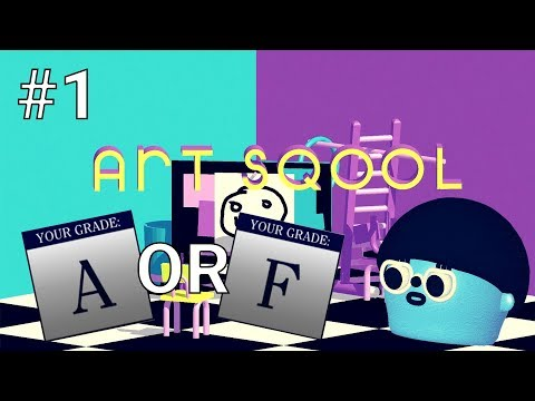 FIRST DAY OF SCHOOL! (ART SQOOL EP 1)