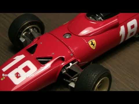 Ferrari 312 1967  Lorenzo Bandini Monaco GP