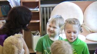 Сказкотерапия - занятие для дошкольников