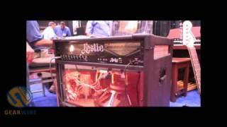 Hammond Leslie 3300 Demo Video
