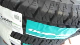 オールテレーン デューラーA/T694  M+S 215/70R16 175/80R15。 タイヤホイール販売・整備・修理の専門店・専門工場 東京・八王子 ミスタータイヤマンTAIRA
