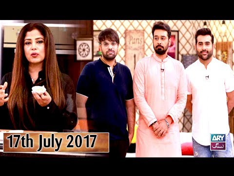 Salam Zindagi With Faysal Qureshi - Weight Loss Special - 17th July 2017 - Ary Zindagi