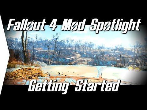 How to Start Modding Fallout 4 (.ini Setup)