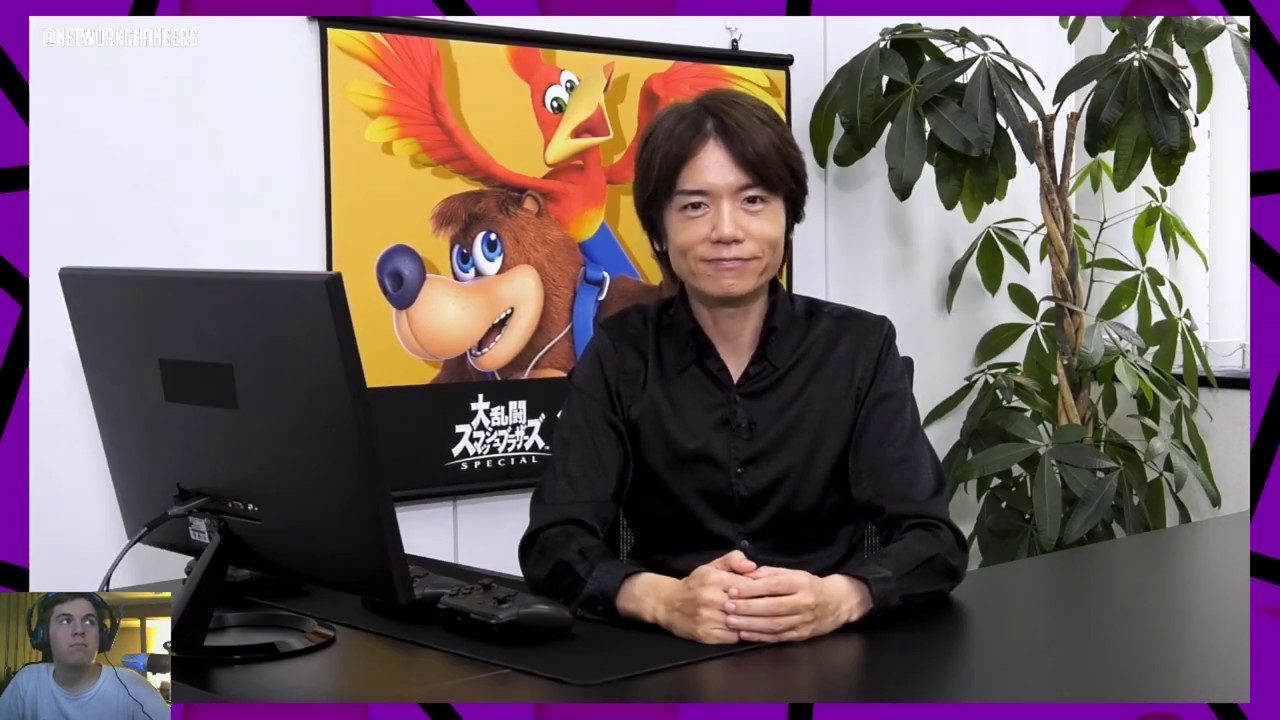 Reaction to Everything Smash in the September 4th Direct