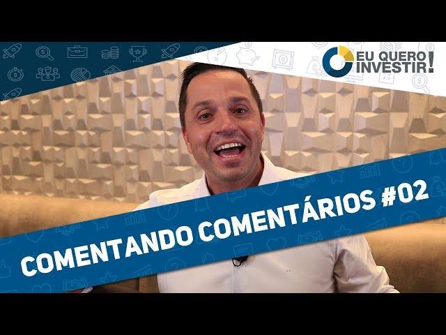 ⭐ Quanto posso investir no tesouro? - Youtube é dinheiro fácil ? | Comentando Comentários #02