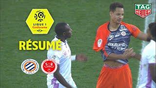 Montpellier Hérault SC - Stade de Reims ( 2-4 ) - Résumé - (MHSC - REIMS) / 2018-19