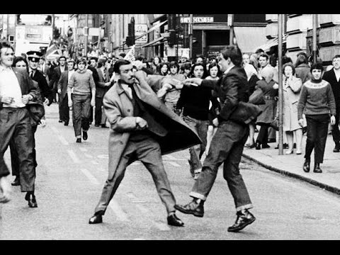 Glasgow Razor Gangs Documentary [1968]