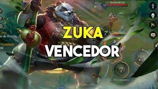O Zuka Vencedor! - Arena of Valor
