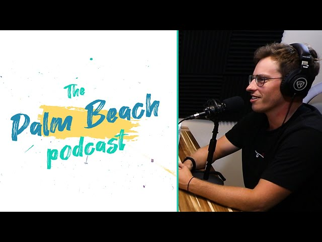 Palm Beach Podcast #14 - Brad Gehl - Hangry Project