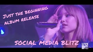 Grace VanderWaal - Just The Beginning Album Release - Social Media Blitz [MEGA VIDEO]