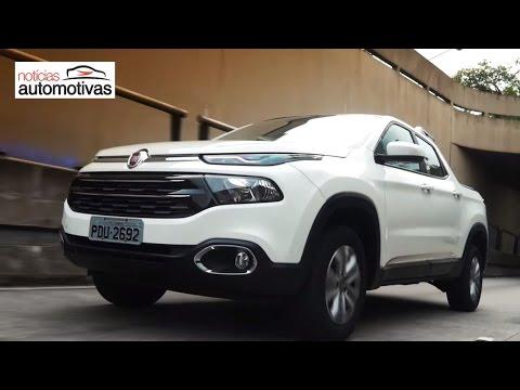 VÍDEO: Fiat Toro Freedom