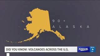 Volcanoes In The United States