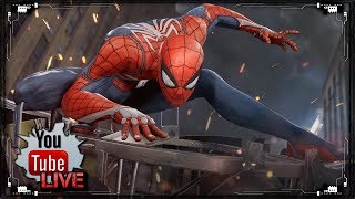(live) Marvel's Spider-Man (live) PS4 PRO Platinum Trophy Reward Is Making Its Rounds Again