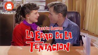 La edad de la tentación - película completa de Gastón Santos