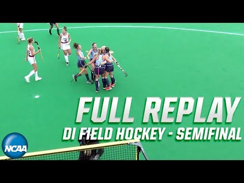 UNC V. Boston College: 2019 NCAA Division I Field Hockey Semifinals