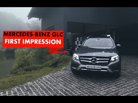 Mercedes Benz GLC : First Impressions : PowerDrift