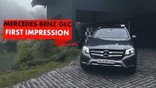 Mercedes Benz GLC : First Impressions : PowerDrift(, 2016-06-17T05:01:38.000Z)