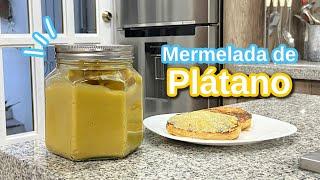 MERMELADA DE PLÁTANO