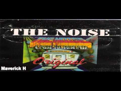 The Noise 1 Asi Comienza el Ruido 1990 Album Completo
