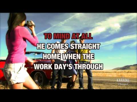 Daddy's Come Around in the style of Paul Overstreet | Karaoke with Lyrics