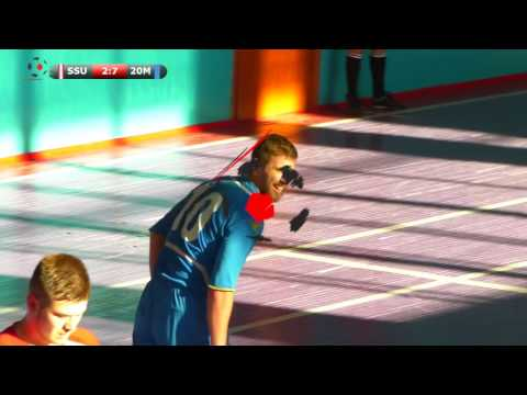 Обзор матча Spilna Sprava United - 20minut United #itliga14