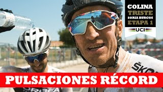 Etapa 1 Colina Triste Soria Burgos (UCI S2) | Ibon Zugasti
