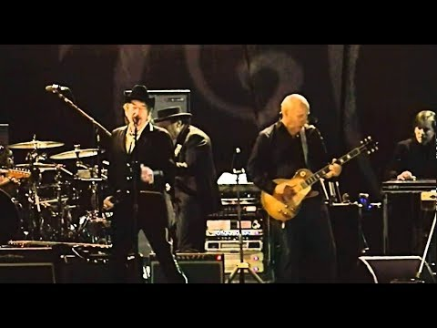 Bob Dylan Feat Mark Knopfler Forever Young Live In Hammersmith HD