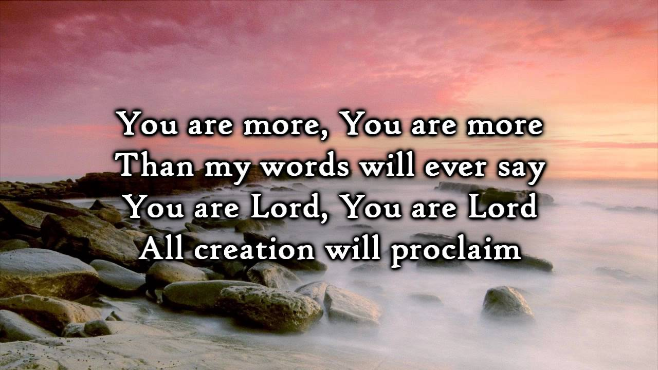 You Are Love My Life Lyrics Hillsong
