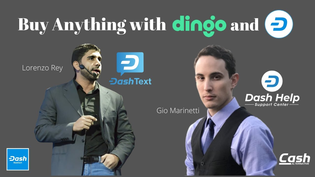 Buy Anything in Venezuela with Dash and Dingo!