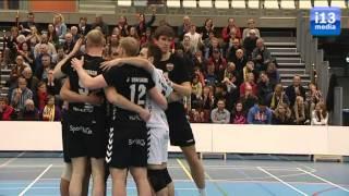 3e play-off  wedstrijd Tilburg STV tegen Dynamo eindigt in een anticlimax.