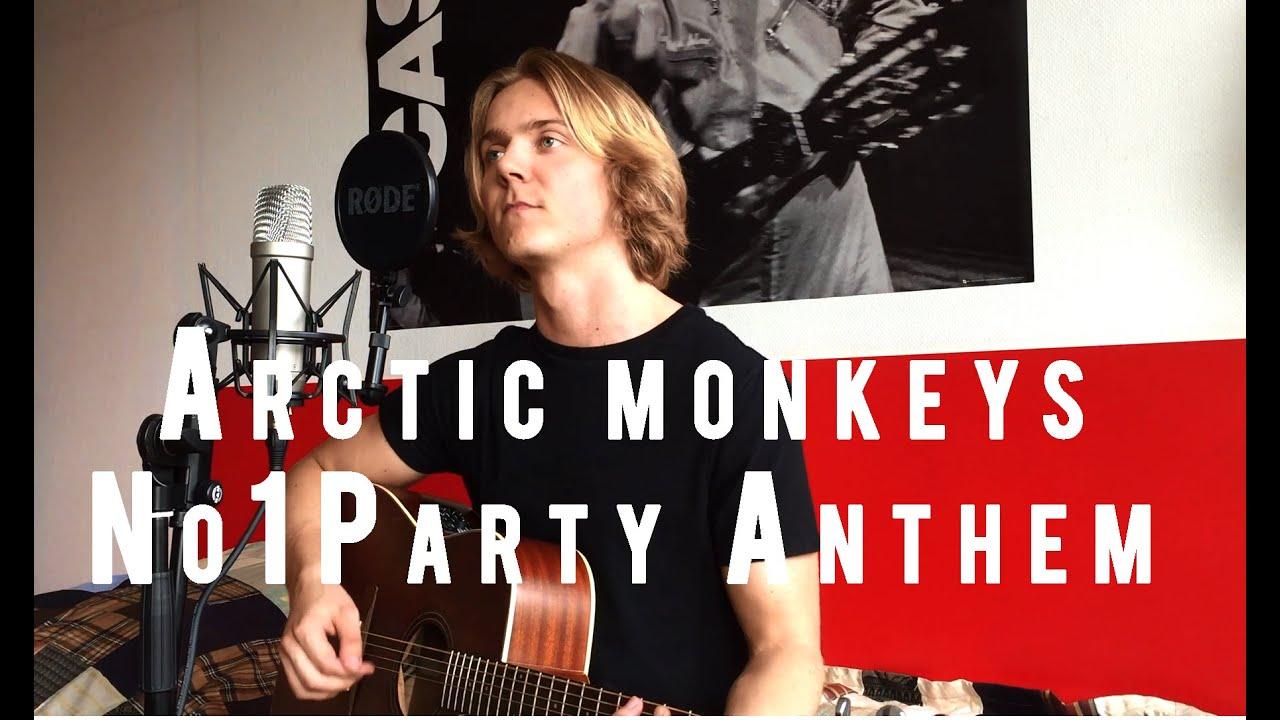 Download Arctic Monkeys - No1 Party Anthem Cover [Meverick]