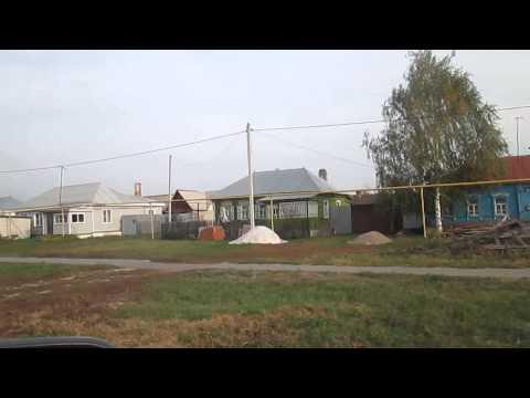 Поездка по селу Татаново Тамбовский район Тамбовская область