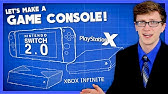 Let's Make a Game Console! - Scott The Woz