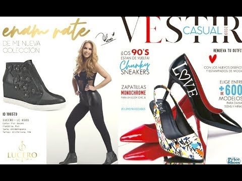 bff5d79f6 Catalogo Price shoes Vestir casual 2019 - YouTube