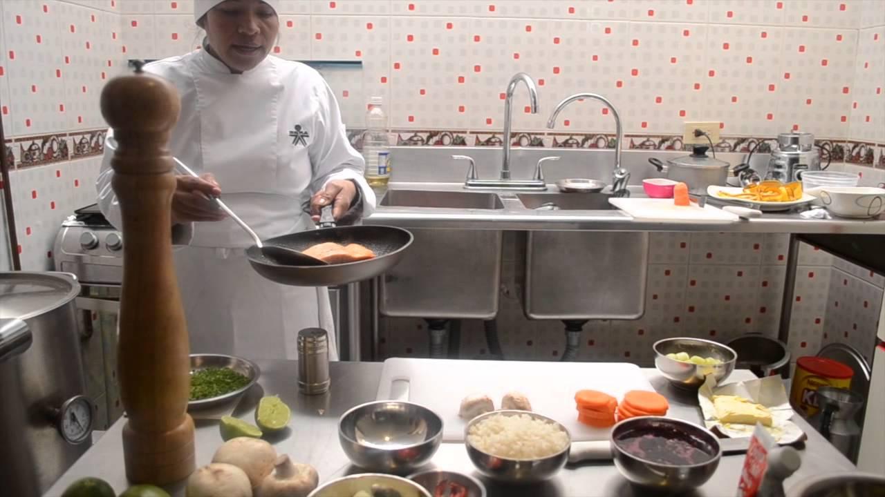 Video Ana Orozco Aprendiz Cocina SENA - YouTube