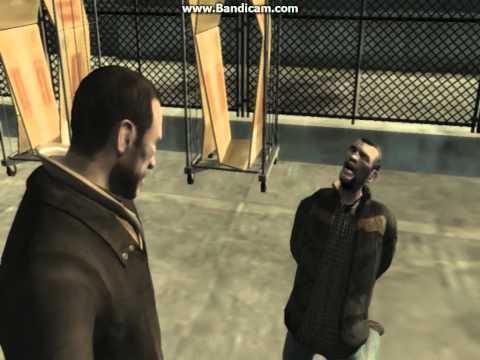 GTA IV Darko Brevic Death By Niko Bellic