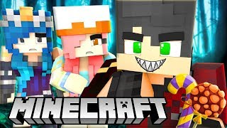 EATING HER EVIL TREAT...ESCAPE THE WITCH IN MINECRAFT!