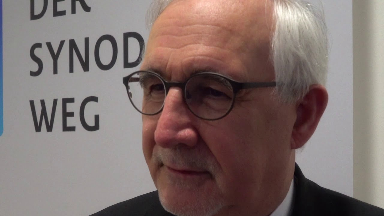 Der Synodale Weg: Videostatement von Bischof Gebhard Fürst