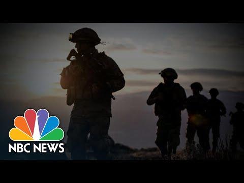 Elite Members Of U.S. Military Community Share Misinformation In Secret Facebook Groups | NBC News