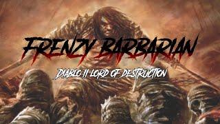 Barbarian Progress - Lower Kurast Runs and Mephisto • Diablo 2: Lord of Destruction (ver. 1.14d)