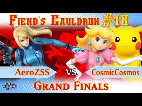 Aero [W] vs CosmicCosmos [L] Grand Finals Set 1 Weekly #18